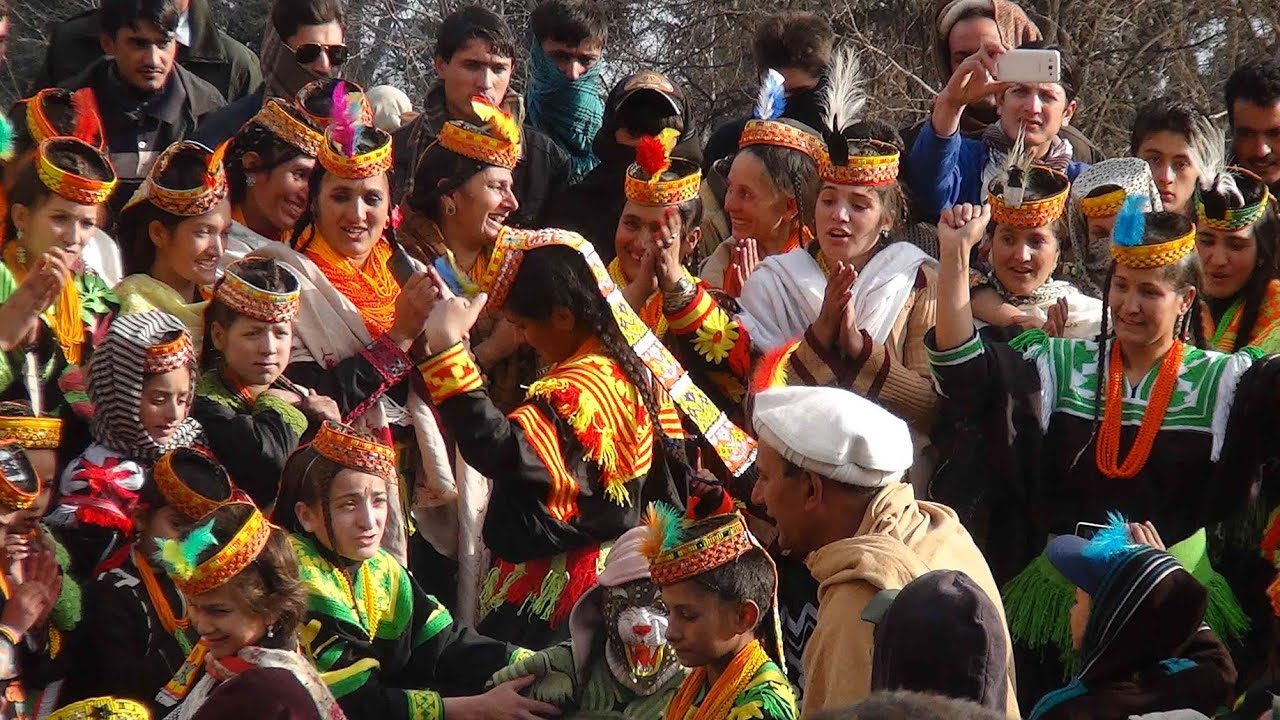 Kalash Choimus Festival in winters