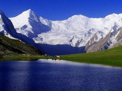 RUSH LAKE TREK GILGIT BALTISTAN