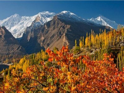 autumn tour hunza valley