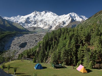 fairy meadows and nanga parbat base camp trek